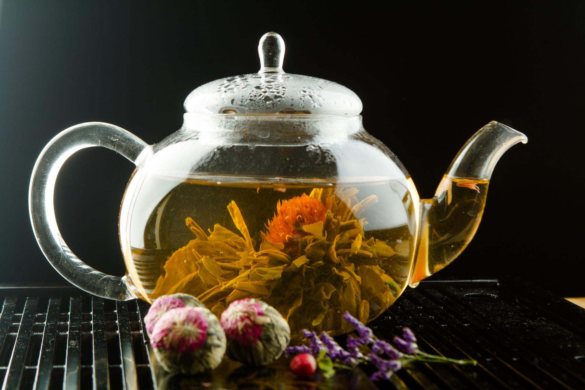 чай связанный цветок купить в новосибирске